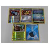 (5) Pokemon Holo League & Championship Cards