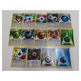 (14) Pokemon Holo Cards