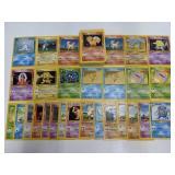 (50+) Pokemon Base Cards
