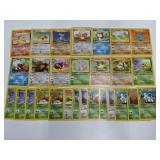 (30+) Pokemon Jungle Cards