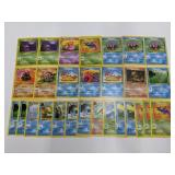 (28+) Pokemon Fossil Cards