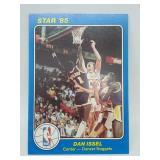 """1985 NBA Court Kings #28 Dan Issel 5""""x7"""""""