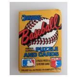 1987 Donruss Baseball Sealed Pack