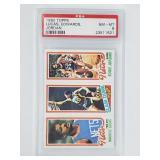 1980 Topps Basketball w/Lucas PSA 8