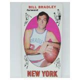 1969-70 Topps Bill Bradley #3 (Crease)