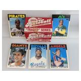 1986 Topps Traded Baseball Cards Set