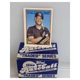 1988 Topps Traded Baseball Cards Set