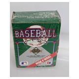 1990 Upper Deck High Series Baseball Cards Set