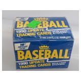 1990 Fleer Update Baseball Cards Set