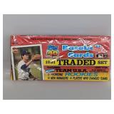 1991 Topps 40 Years Traded Baseball Cards Set