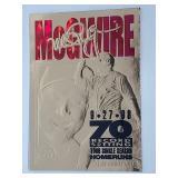 1998 Score Board McGwire 70 HR Serial #387