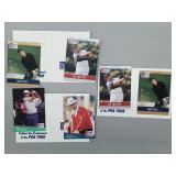 1990 Pro Set PGA Prototype Group (6)