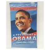 2008 Obama Inaugural Edition Card Pack