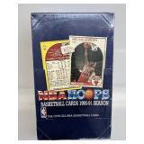 1990-91 NBA Hoops Basketball Wax SEALED BOX