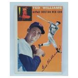 1954 Topps #1 - Ted Williams