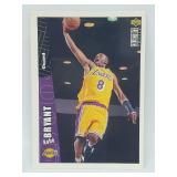 1997 UD Collectors Choice Kobe Bryant #LA2