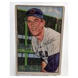 1952 Bowman Joe Hatten  #144