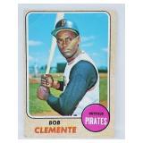 1968 Topps Bob Clemente #150