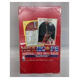 1990-91 NBA Hoops Series 2 Wax SEALED BOX