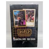 1990-91 Skybox Basketball Wax SEALED BOX
