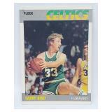 1987 Fleer Larry Bird #11 of 132