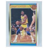 1988 Fleer All Star Team Magic Johnson #123