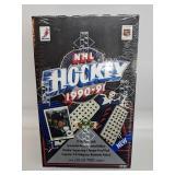 1990-91 Upper Deck Hockey Wax SEALED BOX