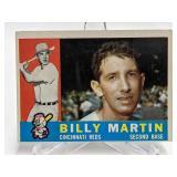 1960 Topps Billy Martin #173