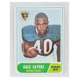 1968 Topps Football - #75 - Gale Sayers