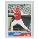 2004 Topps Bazooka Yadier Molina RC #275