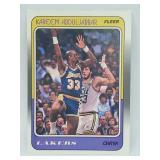 1988 Fleer Kareem Abdul-Jabbar #64 of 132
