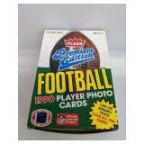 1990 Fleer Football Premier Edition Wax BOX