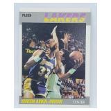 1987 Fleer Kareem Abdul-Jabbar #1 of 132