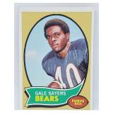 1970 Topps Football - #70 - Gale Sayers