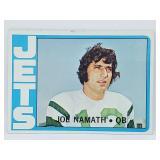 1972 Topps Football - #100 - Joe Namath