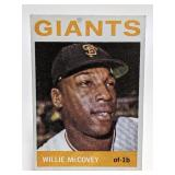 1964 Topps Willie McCovey #350