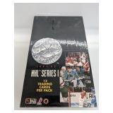 1991-92 NHL Pro Set Series 1 Wax SEALED BOX