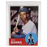 1963 Topps Ernie Banks #380