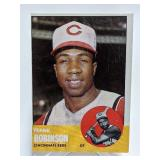 1963 Topps Frank Robinson #400