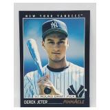 1993 Pinnacle Derek Jeter RC #457