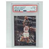 1999 UD Ovation Michael Jordan Center Stage PSA 6