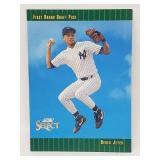 1992 Score Select Derek Jeter RC #360