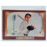 1955 Bowman #168 - Yogi Berra