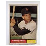 1961 Topps Orlando Cepeda #435