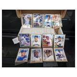 2000 Topps Partial Baseball Card Set