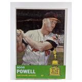 1963 Topps Boog Powell #398