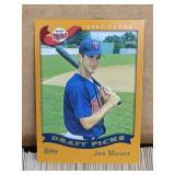 2002 Topps Partial Baseball Card Set