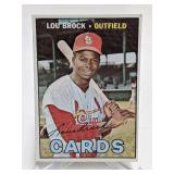 1967 Topps Lou Brock #285