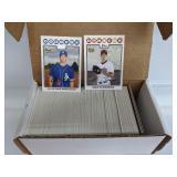2008 Topps Update Baseball Card Set