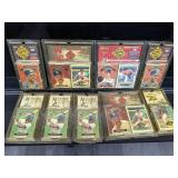 (9) Donruss Baseball Card Packs